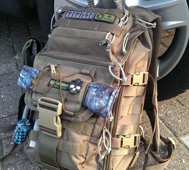 Rucksack Backpack Thunder X7 verkauft